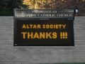 Altar Society - THANKS!!!